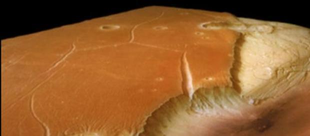 Marte alguna vez tuvo grandes oceanos