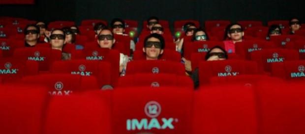 Mercado de entretenimento chinês está aquecido.