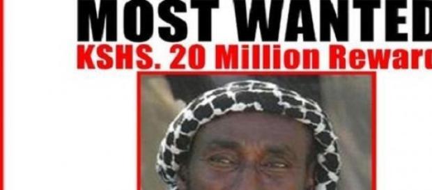 Recompensa de 20 de milioane de silingi kenyeni