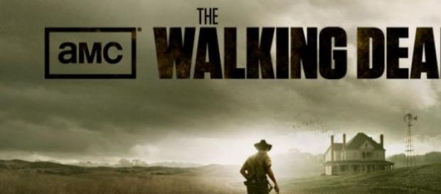The walking dead sesta stagione