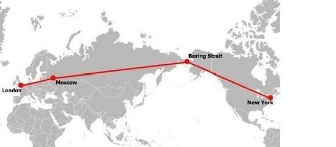 Rusia vrea sa investeasca intr-un drum colosal