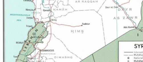 Campo di Yarmouk a Damasco sotto assedio dell'ISIS