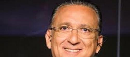 Galvão Bueno narrador esportivo da TV brasileira