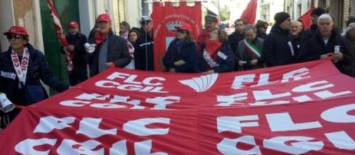 La Flc Cgil contro la riforma della scuola