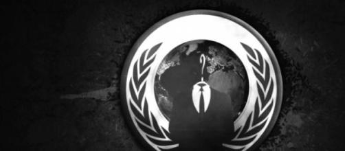 Logo du collectif Anonymous