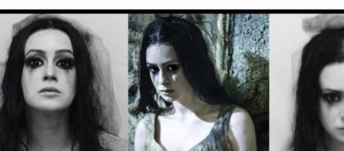 Marina Ruy Barbosa morena em Amor, Te Amo.