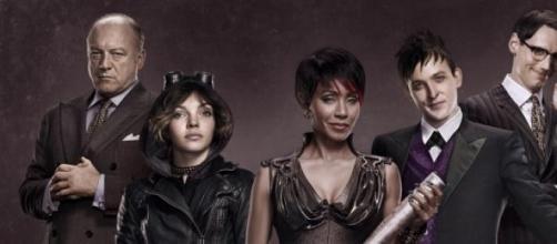 Nuevos villanos en la segunda temporada de Gotham.