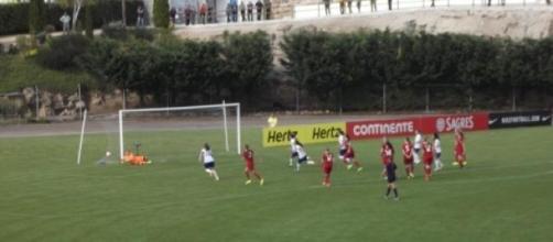 Portugal deixou bons sinais mas perdeu