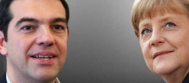 Ancora gelo sull'asse Tsipras- Merkel