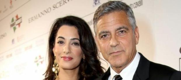 Clooney e Amal casaram-se a 27 de Setembro de 2014