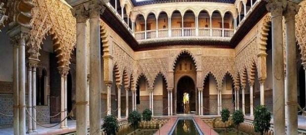 El Alcázar de Sevilla, escenario a la serie