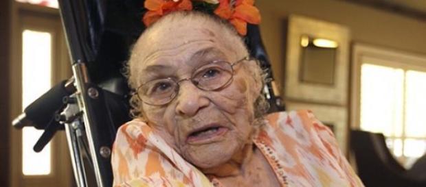 Gertrude Weaver a murit la varsta de 116 ani