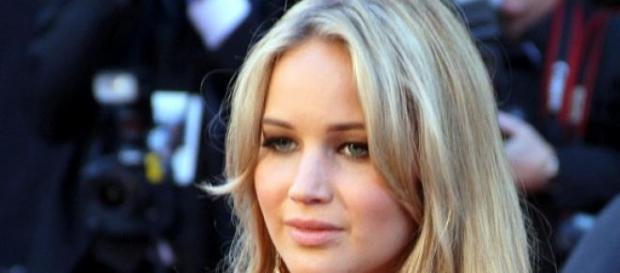 Jennifer Lawrence pasa unos días de amor con Chris