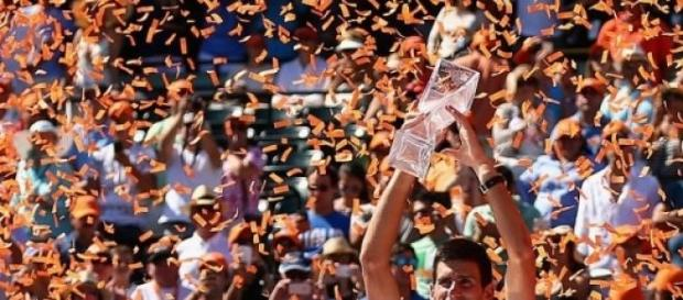 Novak Djokovic won the 51st ATP Tour title