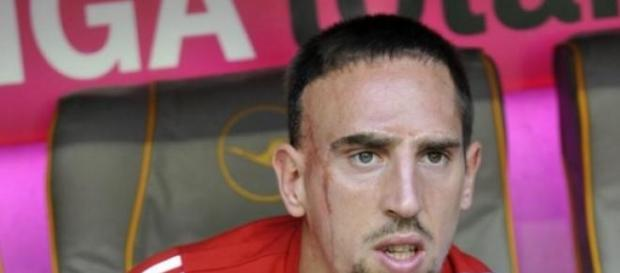 Ribéry é fundamental na equipa do Bayern