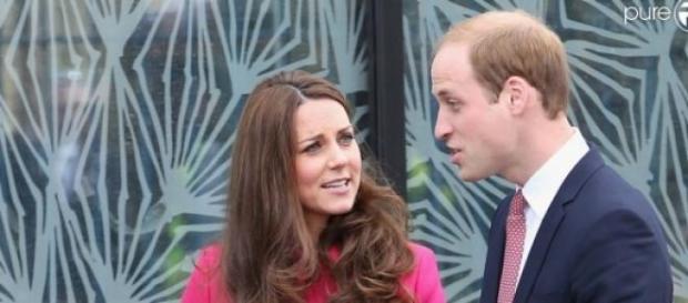 Será que William e Kate pensam numa homenagem?