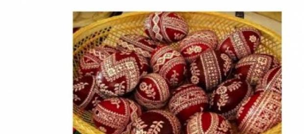 Vine Paștele, ouă roșii și drob.