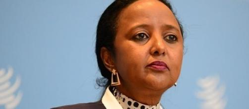 Amina Mohamed, ministra do Quênia