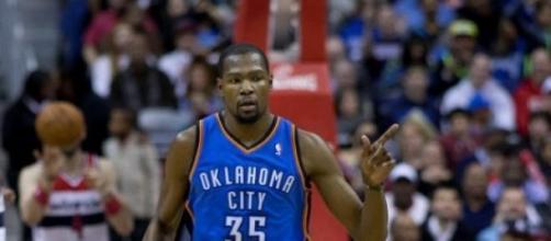 Durant criticou o actual modelo de prémios na NBA.