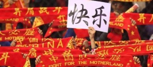 Futebol na China não pára de crescer