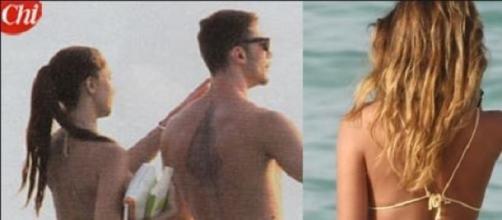 Gossip news, Belen Rodriguez bikini scandalo