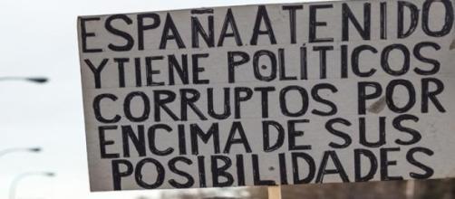 La corrupción en nuestras propia cara
