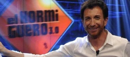 """Pablo Motos, presentador de """"El hormiguero"""""""