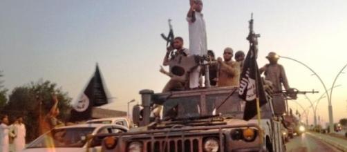 Rebeldes do Isis avançam na Síria.