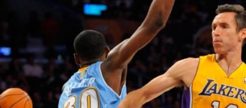 Steve Nash, nommé deux fois  MVP avec les Lakers !
