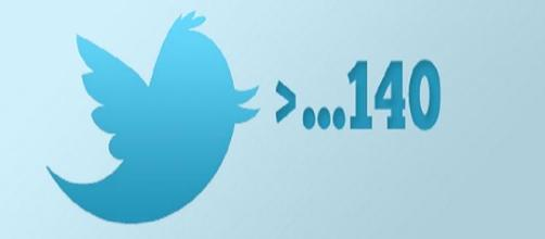 Twitter allows extra 116 characters for tweets