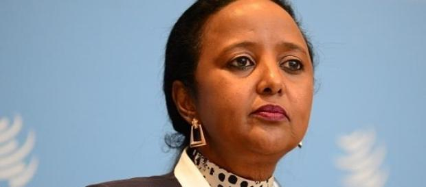 Amina Mohamed, ministra do Quênia