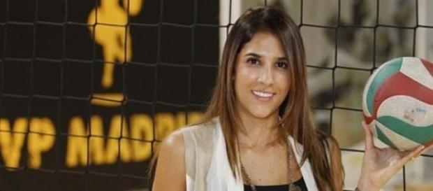 Daniela Ospina MVP da jornada em Espanha