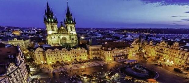In Praga, Cehia se poate trai cu bani putini