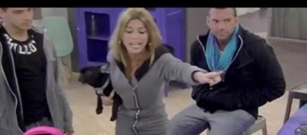 Oriana en 'Amor a prueba' es acusada de maltrato