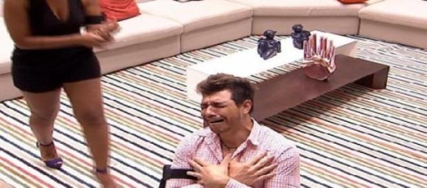 """""""Dá a Cézar o que é de Cézar"""" anunciou Pedro Bial"""
