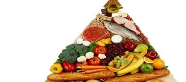 Uma dieta saudável é uma alimentação balanceada