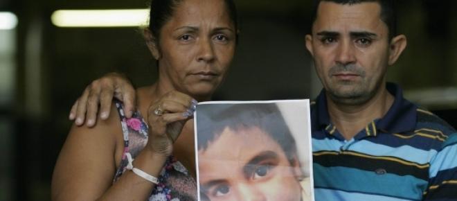 Família da criança vive pesadelo com a sua morte