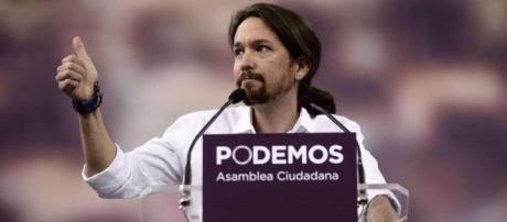 Pablo Iglesias: 'Sois ciudadanos, no políticos'