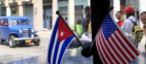 Cuba et États-Unis sont présent au Panama.