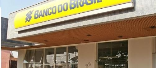 Fachada do Banco do Brasil