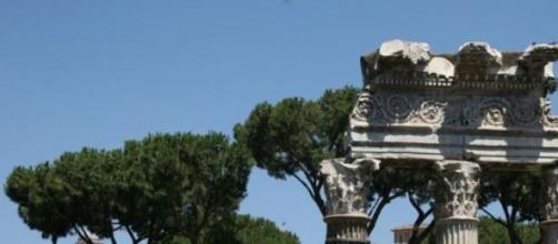 Foro di Cesare, cuore dei Fori Imperiali, a Roma
