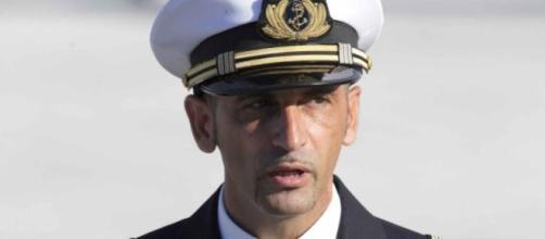 Il militare italiano Massimiliano Latorre