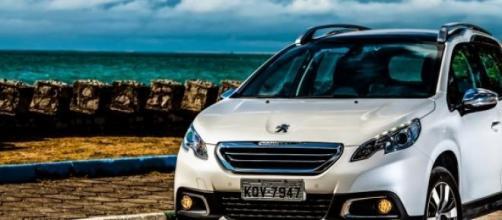 Novo 2008, da Peugeot: foco na esportividade