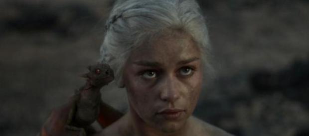 Daenerys mudou drasticamente ao longo da trama