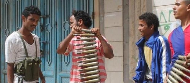 Des combattants Afghan pour le Yémen ?