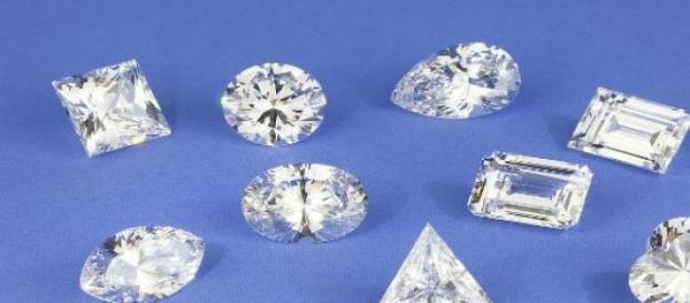 Diamonds are often the subject of heists