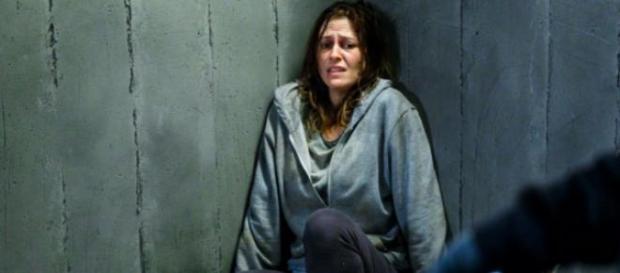 Diana, la donna imprigionata insieme a Giovanna