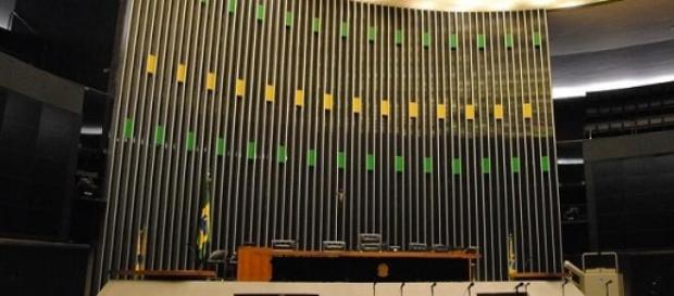 Foto da Câmara dos Deputados