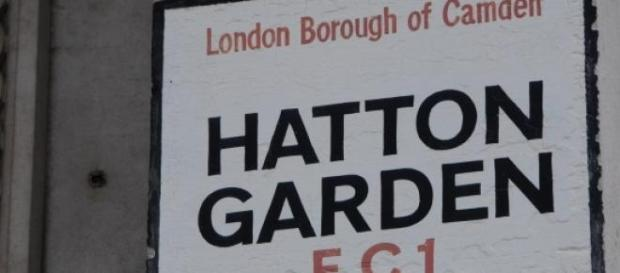 Hatton Garden, London's jewellery district