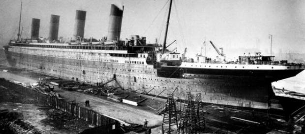 La construcción del Titanic